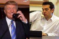 Η συνομιλία Τσίπρα-Τραμπ όπως την φαντάστηκαν οι Ράδιο Αρβύλα