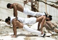 Kαλλισθενική γυμναστική. Eμπνευσμένη από την αρχαία Ελλάδα...