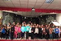 Χριστουγεννιάτικες εκδηλώσεις στο ΚΔΑΠ «ΟΜΟΝΟΙΑ»
