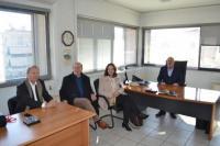 Με αφορμή την επίσκεψη της υφυπουργού Οικονομικών στα Τρίκαλα