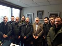 Συνάντηση Αστυνομικών Υπαλλήλων για το ζήτημα της ασφάλειας των αστυνομικών