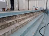 Ανακαινίζεται η εξωτερική πισίνα του Δημοτικού κολυμβητηρίου