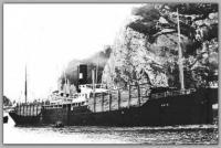 Το ναυάγιο του ατμόπλοιου Όρια το 1944 ανοικτά του Σουνίου