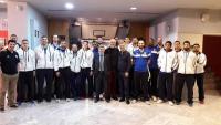 Επίσκεψη στο Μουσείο της ΧΑΝΘ η αποστολή των Τρικάλων BC Aries