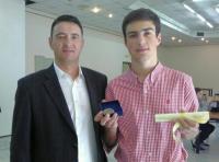 Χρυσό μετάλλιο ο Δημήτριος Λώλας στην 34η Εθνική Μαθηματική Ολυμπιάδα