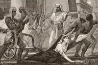 Η δολοφονία μιας μεγάλης Ελληνίδας από τους Χριστιανούς