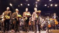 To Δημοτικό Ωδείο Τρικάλων σε εκδήλωση της Συμφωνικής Ορχήστρας Λάρισας