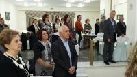 Πλήθος κόσμου στην κοπή πίτας του Συλλόγου Ηπειρωτών Τρικάλων