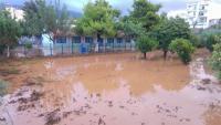 Για την αποζημίωση των πληγέντων από την πλημμύρα του φθινοπώρου