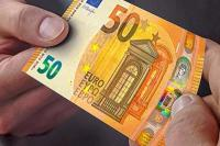 Αυτό είναι το νέο χαρτονόμισμα των 50 ευρώ, κυκλοφορεί στις 4 Απριλίου