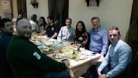 Δείπνο γνωριμίας ΚΑΕ Τρίκαλα BC με τους νέους μετόχους