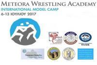 Meteora Wrestling Academy – international model camp 2017