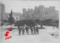 Σπάνιες ιστορικές φωτογραφίες από Καλαμπάκα και Μετέωρα