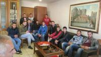 Aπόφοιτοι μαθητές του ΕΠΑΛ Καλαμπάκας στο Δημαρχείο