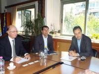 Δίαυλοι συνεργασίας με την Αυστρία για θέματα τεχνολογίας