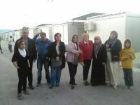 Έλληνες και ξένοι εργάτες, ενωμένοι, τιμούμε την Πρωτομαγιά