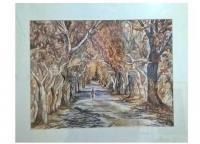 Έκθεση ζωγραφικής στον πολυχώρο εκδηλώσεων του Μουσείου Τσιτσάνη