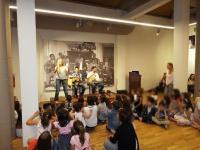 Μια βραδιά από το Μουσείο Τσιτσάνη για τα παιδιά...