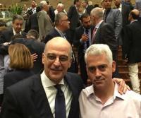 Ο Χρίστος Λιάπης για την ομιλία και το παράδειγμα του π. Υπουργού Νίκου Δένδια