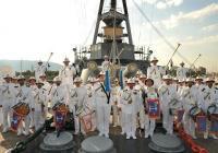 Μια εντυπωσιακή μουσική παράσταση  στα Τρίκαλα από τη Μπάντα του Πολεμικού Ναυτικού