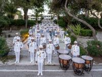 H διάσημη Μπάντα του Πολεμικού Ναυτικού στα Τρίκαλα