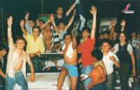 Ευρωμπάσκετ 1987. Οι πανηγυρισμοί στα Τρίκαλα