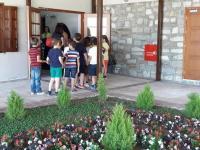 Επισκέψεις Σχολείων στο Κέντρο  Ψηφιακής προβολής της Ιστορίας και του Πολιτισμού των Μετεώρων