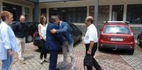 Εκπρόσωποι του Δήμου Λορέτο της Ιταλίας στην Πύλη Τρικάλων