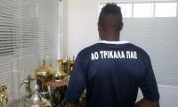 FOOTBALL LEAGUE / ΑΟ Τρίκαλα / Έκπληξη στην επίσημη «πρώτη»