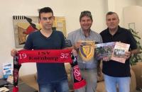 Αδελφοποίηση Α.Σ. ΜΕΤΕΩΡΑ με TSV Kornburg
