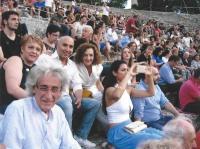 """Eπίσκεψη Πολιτιστικού Συλλόγου """"Το Βαρούσι"""" στο αρχαίο θέατρο της Επιδαύρου"""