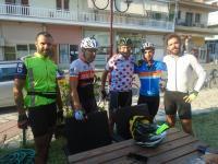 Γέμισε η Πύλη με δεκάδες ποδηλάτες από όλη την Ελλάδα