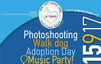 Photoshooting – Walk dog – Adoption Day – Music Party Event