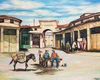 Εγκαίνια Αναδρομικής Έκθεσης Ζωγραφικής του Τρικαλινού Καλλιτέχνη Παναγιώτη Βανταλή