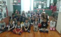 Επίσκεψη του 32ου Δημοτικού Σχολείου στο Δημοτικό Ιστορικό Αθλητικό Μουσείο