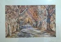 Εκθεση Ζωγραφικής στο Μουσείου Τσιτσάνη
