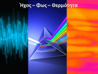 Φως - Θερμότητα και Ήχος: H επόμενη διάλεξη Αυτογνωσίας