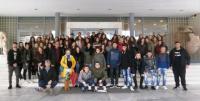 Το 5ο Γενικό Λύκειο Τρικάλων στην Θεσσαλονίκη (16 – 11- 2017)