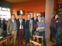 Φιλοξενήθηκαν από τον νέο πρόεδρο οι δικηγόροι της πόλης πριν την κάλπη