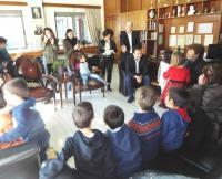 Μια πρωτότυπη επίσκεψη στον Δήμαρχο Τρικκαίων