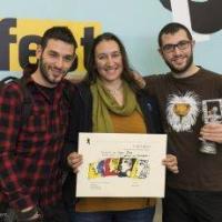 Τρικαλινοί με 1ο βραβείο ντοκιμαντέρ «Οι τελευταίοι των Ασπροπάρηδων»