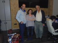 Συνεργασία του συμπολίτη Δημήτρη Παδιού με Λίνο Κόκοτο