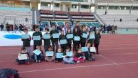 Οι μικροί του «ΖΕΥΣ» Τρικάλων στους πρώτους αγώνες δοκιμασίας