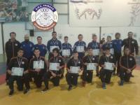 Με 12 μετάλλια στο αναπτυξιακό πρωτάθλημα πάλης οι αθλητές του ΑΠΣ Τρίκαλα