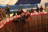 O ιστορικός «γύρος του Θανάτου» στην πολυθεματική αρένα του Χ Motor Festival στα Τρίκαλα!
