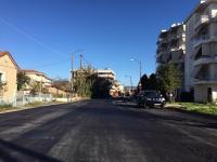 Άσφαλτος σε τμήμα της οδού Μακεδονίας