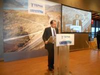 Στα Τρίκαλα ο Υπουργός Μεταφορών και Υποδομών για το Ξυνιάδα-Τρίκαλα του E-65