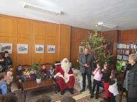 Xριστουγεννιάτικη γιορτή για τα παιδιά των υπαλλήλων της Περιφερειακής Ενότητας Τρικάλων