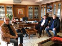 """""""Εποικοδομητικές συναντήσεις και ουσιαστικός διάλογος με θεσμικούς φορείς της Καλαμπάκας και της Σαρακίνας."""""""
