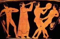 Τι δεν έκαναν ποτέ οι αρχαίοι Έλληνες την ώρα του φαγητού;